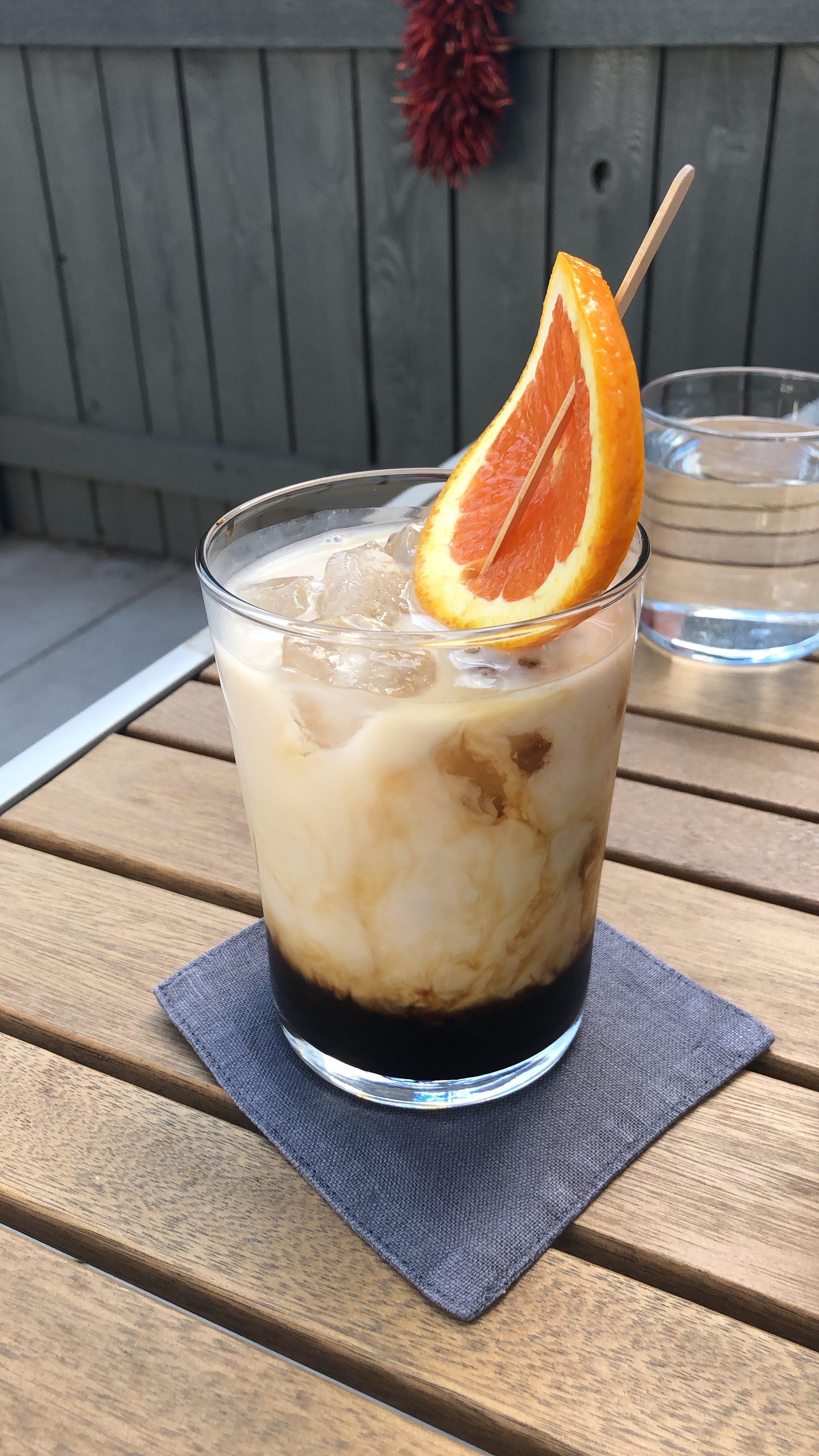 iced cafe de olla