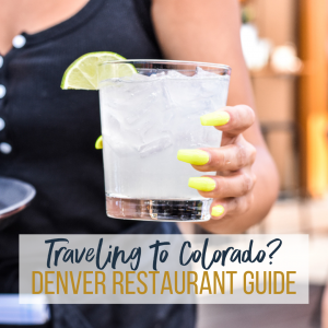 denver restaurant guide