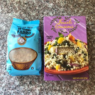 trader joes quick cooking grains