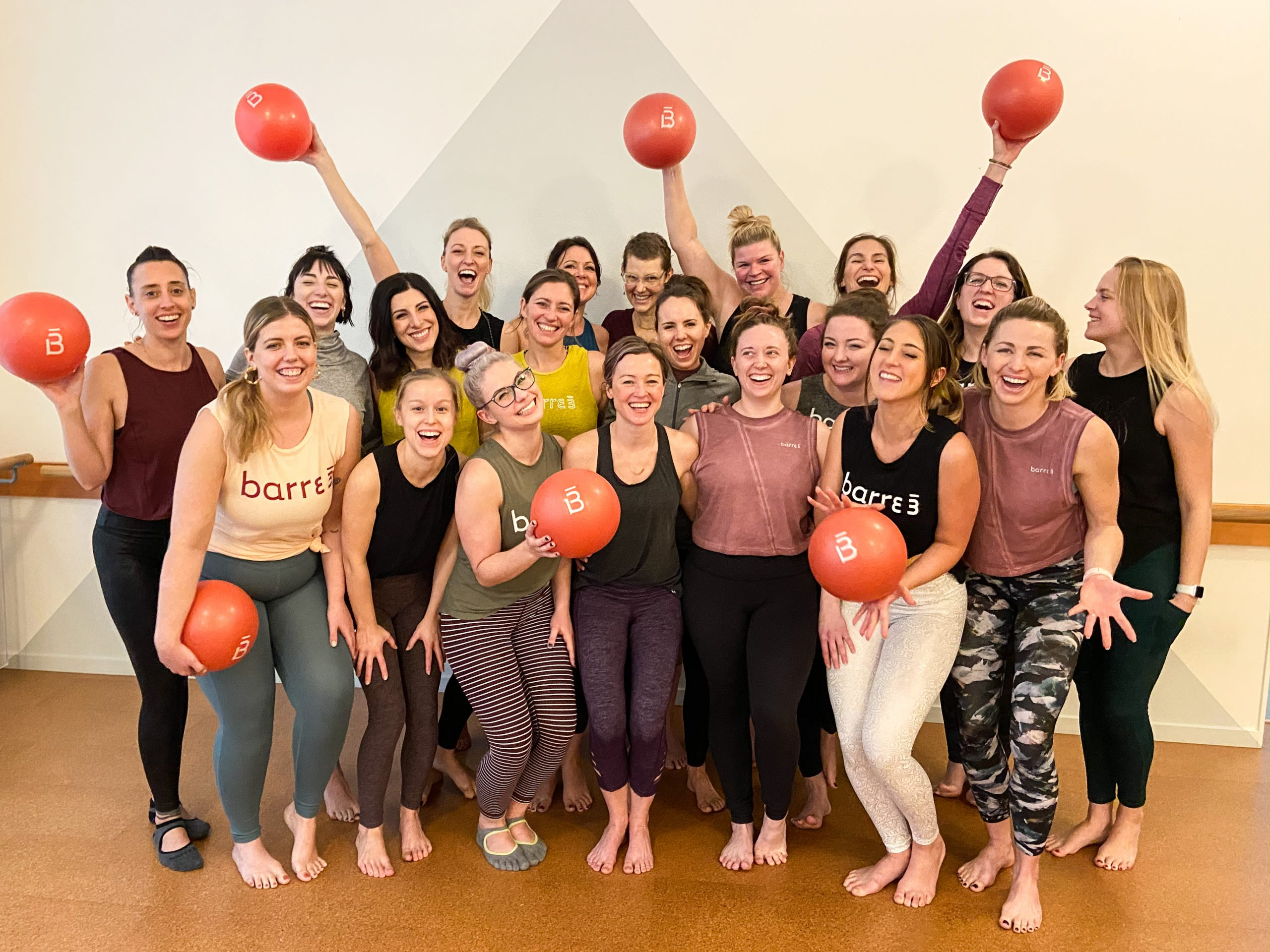 barre3 instrutor training group