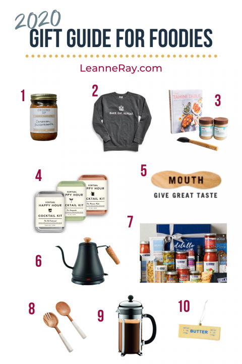 2020 Gift Guide for Foodies