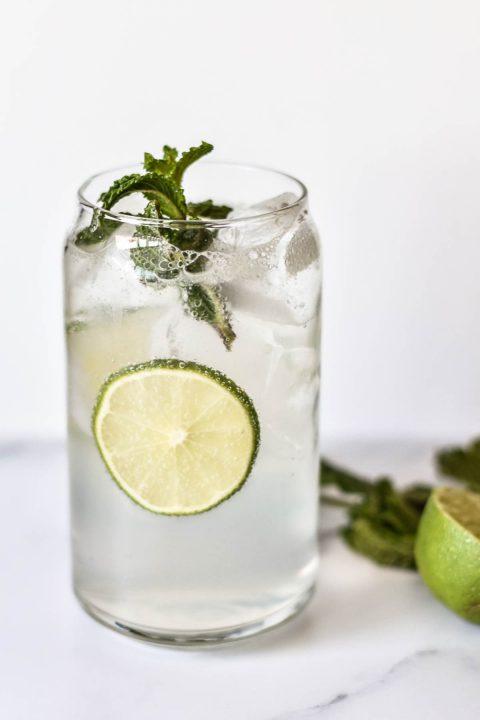 Mojito Mocktail (Non-Alcoholic Mojito)